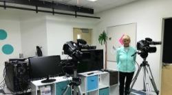 Charter Middle School Video Studio