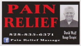 Pain Relief Massage