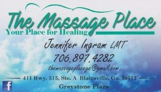 The Massage Place