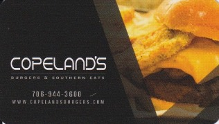 Copeland's Burgers & Southern Eats