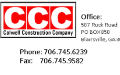 Colwell Construction Company