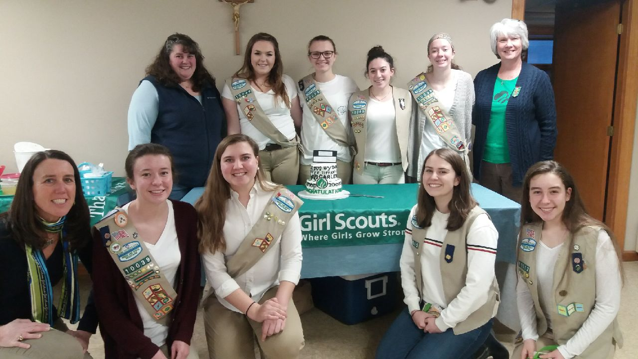 Girl Scout Troop 10085