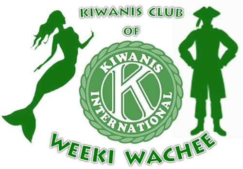 Kiwanis of Weeki Wachee Logo