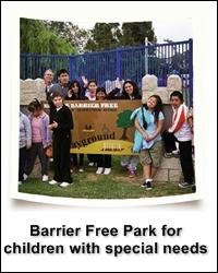Barrier Free Park