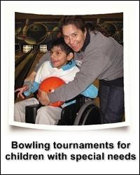 Special Needs Bowling Tournament
