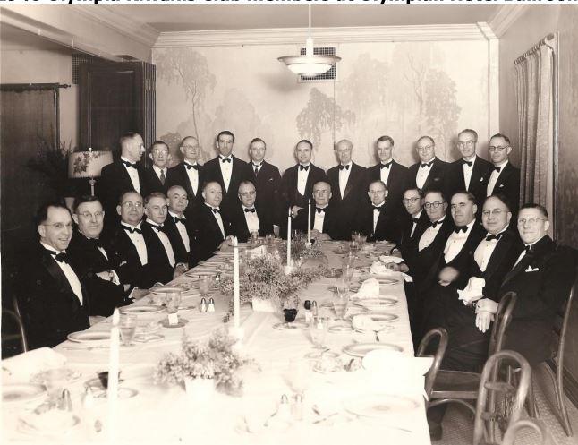 1940 Olympia Kiwanis Gathering