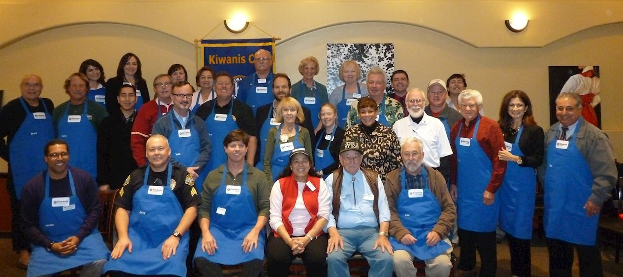The Kiwanis Club of Santa Barbara welcomes you!