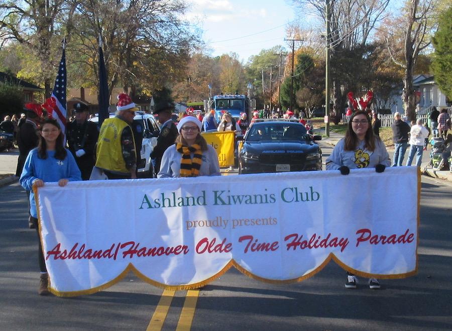 Ashland Christmas Parade 2019.Ashland Kiwanis International