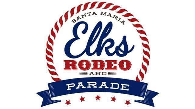 Santa Maria Elks Rodeo and Parade Logo