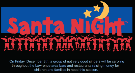 Santa Night fun with a GREAT cause