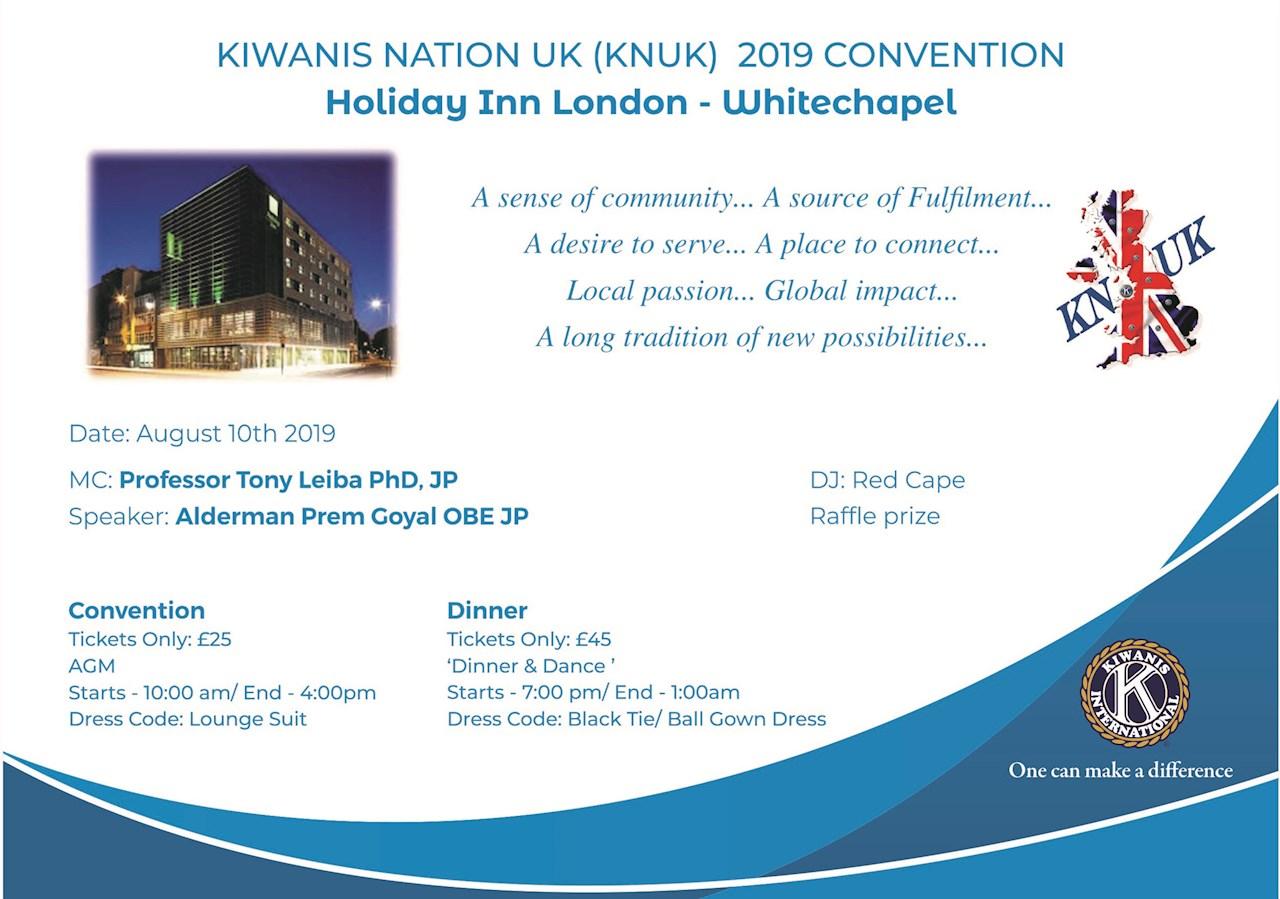 United Kingdom (Kiwanis Nation) - Kiwanis International