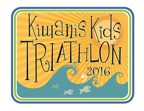 2016 Kiwanis Kids Tri Logo
