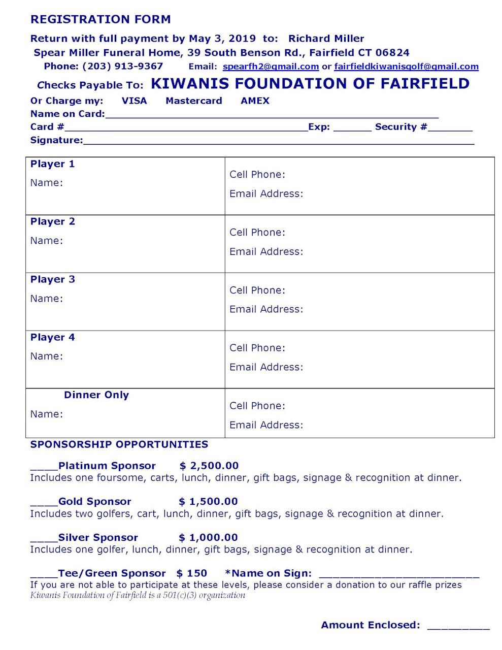 Fairfield - Kiwanis International