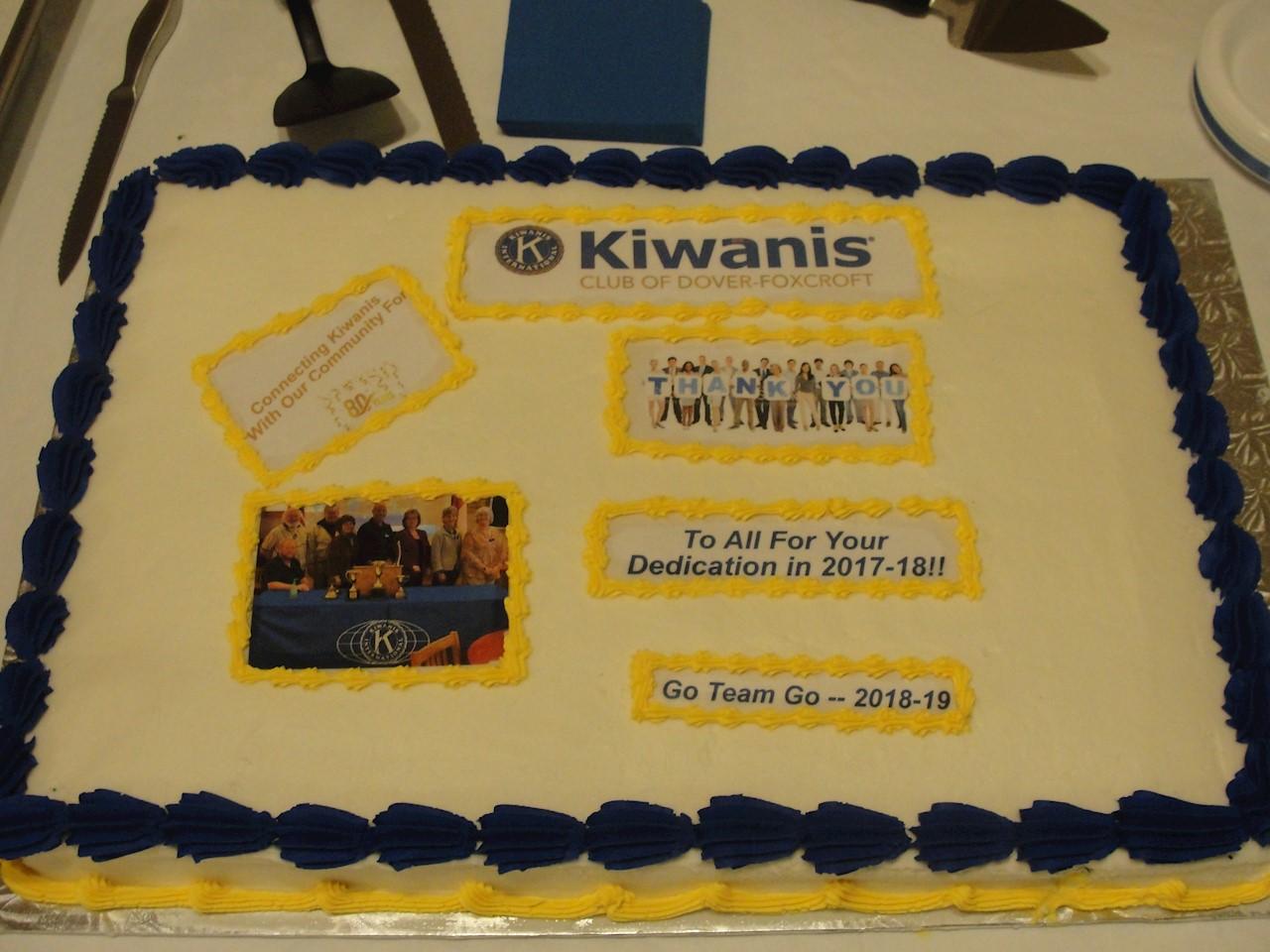 Dover-Foxcroft - Kiwanis International