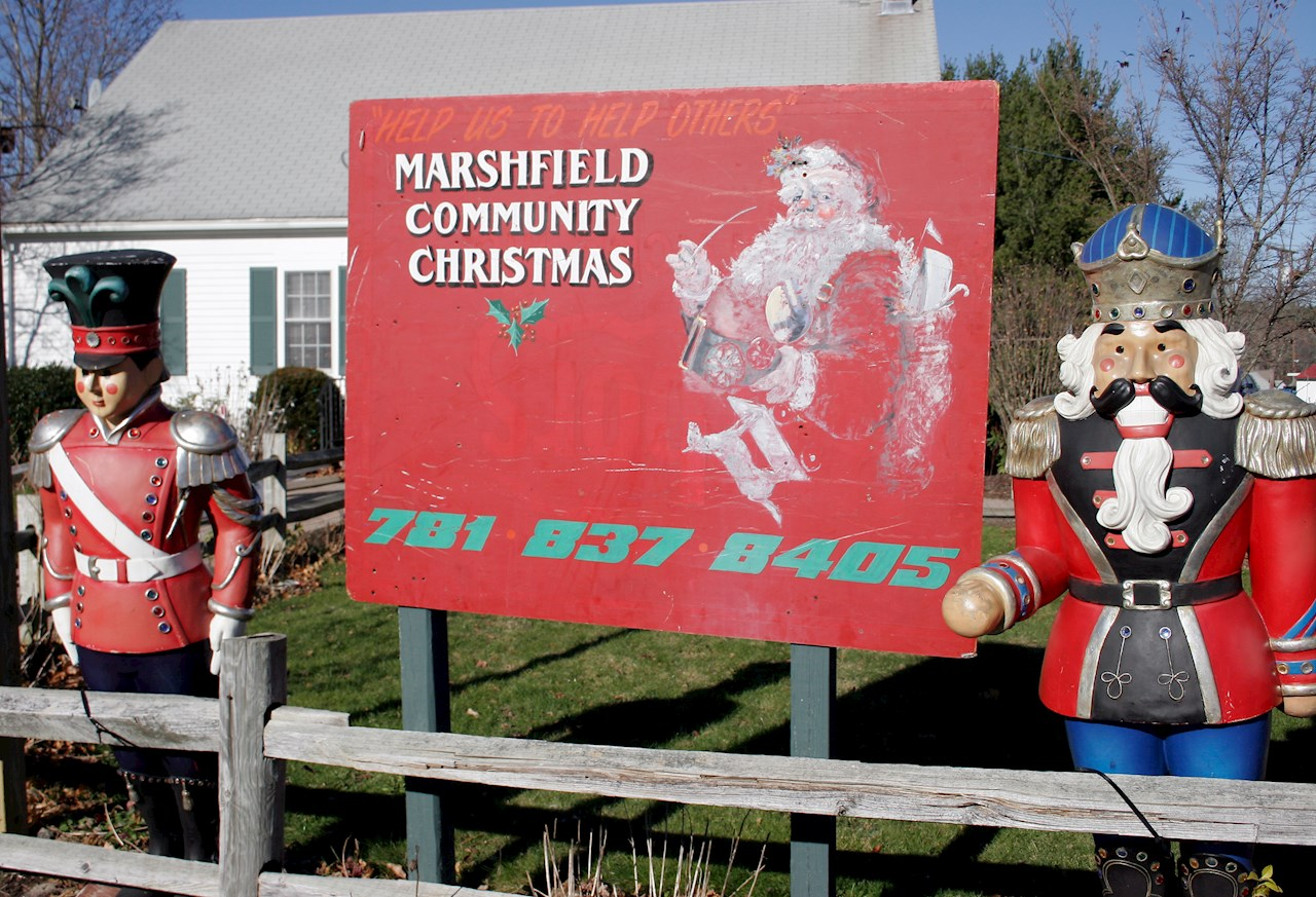 Marshfield Community Christmas