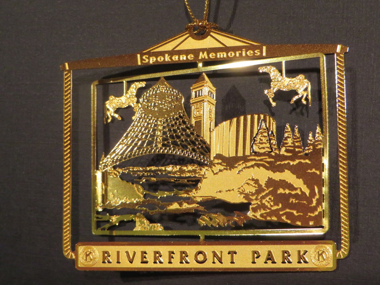 Spokane Memories - Riverfront Park
