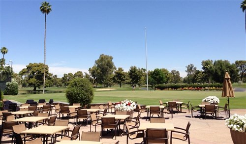 Valley Of The Sun Kiwanis Meets At The Phoenix Country Club