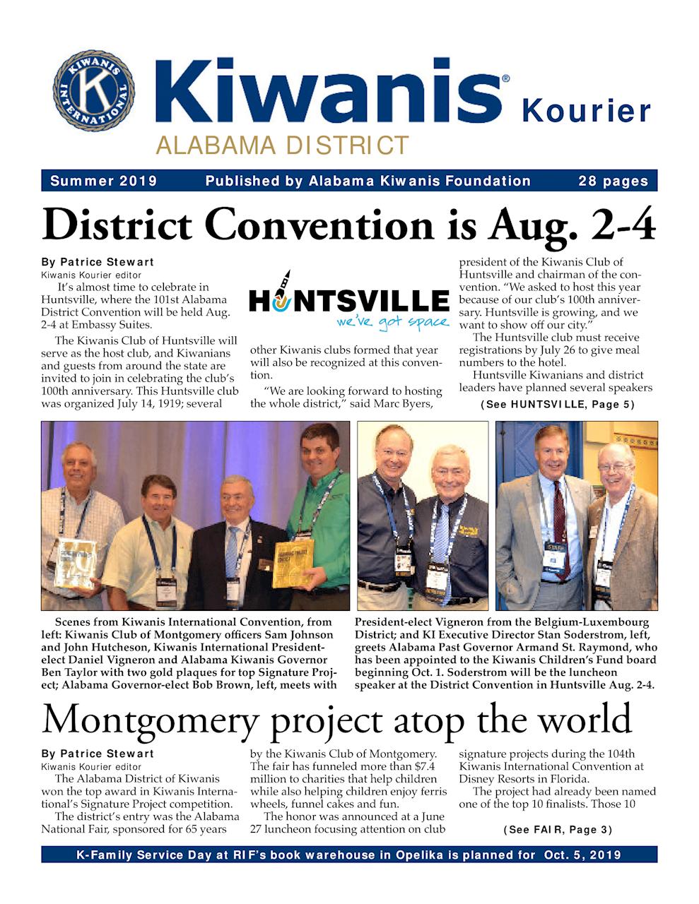 Alabama - Kiwanis International